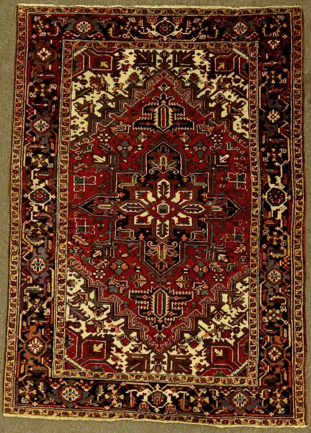 Antique Isberian Rug Company