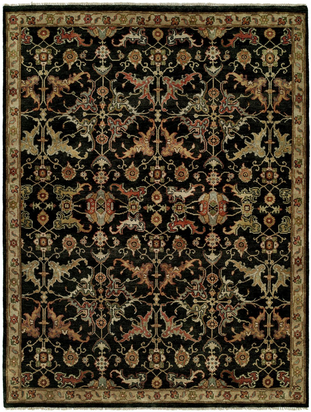 Ani Collection Design 0044 Ds31 Isberian Rug Company