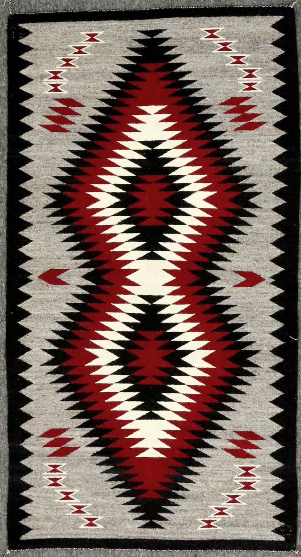 Fine Navajo Ganado 19310 Isberian Rug Company